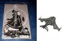 BATMAN FORTNITE #2 C variant 1st print SEALED with ZERO WING GLIDER code DC 2021