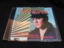 ELVIS PRESLEY FUN IN ACAPULCO PROMO CD ACETATES FOR FAN MEMBERS ONLY VOLUME 1