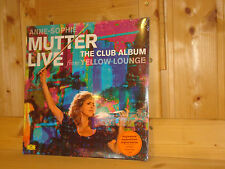 ANNE-SOPHIE MUTTER LIVE The Club Album Audiophile DGG 180g 2LP NEW SEALED ED1