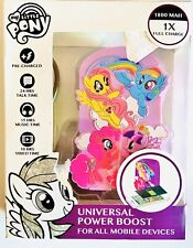 My Little Pony Universal Power Boost For All Mobile Devices By Sakar, Long Life