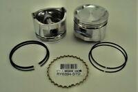 ITM RY6394-STD Set of 4 Engine Pistons W/Rings