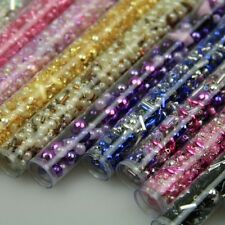 Candy Tube Mixed Pearls, Bugles and Seed Beads 20g