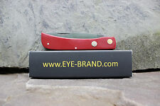 Eye Brand Carl Schlieper 99Rs Clodbuster Red handles like sodbuster