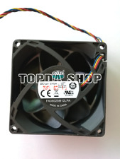 Cooler Master FA08025M12LPA  fan 12V 0.45A 80*80*25MM 4wire PWM
