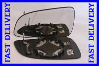 VAUXHALL ASTRA H MK5 TWINTOP 2004-2009 WING MIRROR GLASS BLIND SPOT HEATED LEFT