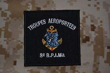 Z008 écusson tissu insigne patch militaire armée 8e RPIMa Troupes Aéroportées