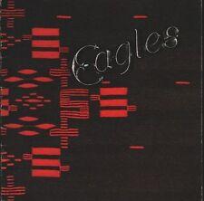 EAGLES 1977 HOTEL CALIFORNIA TOUR CONCERT PROGRAM