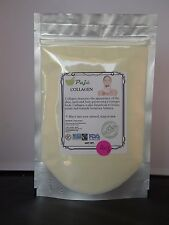 COLLAGEN Hydrolysate powder 4oz 1/4LB young skin, hair, joint health, FOOD GRADE