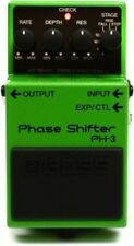 Boss PH3 Phase Shifter Guitar/Bass Effects Pedal - Effetto PHASER per chit/basso