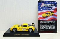 1/64 Kyosho CHEVROLET CORVETTE C6-R #64 LE MANS diecast car model