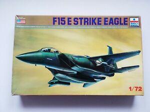 KIT DI MONTAGGIO ESCI 1/72 9049 F15 E STRIKE EAGLE NUOVO NEW!!!