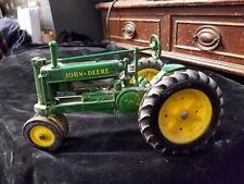 """ERTL 7-1/2"""" Die-Cast Diecast JOHN DEERE Tractor"""