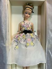 Silkstone Barbie - Classic Cocktail Dress - NRFB - Gold Label - #DGW56