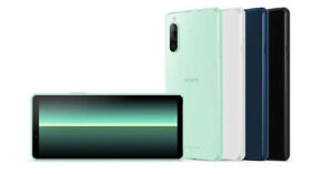 "Sony Xperia 10 II XQ-AU52 Dual SIM 4/128GB 6"" OLED FHD HDR SDM665 Phone CN SHIP"