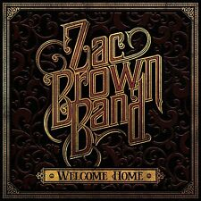 ZAC BROWN BAND WELCOME HOME CD - NEW RELEASE MAY 2017