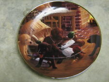 A Bushel of Trouble - Randy McGovern - Franklin Mint Plate - Excellent - No Box
