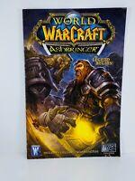 World Of Warcraft Ashbringer / Starcraft Flip Comic Book *Blizzcon Exclusive* C2