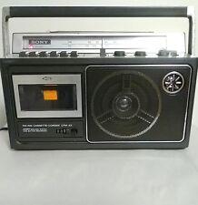 Sony Boombox CFM-23 Radio AM/FM Vintage Boom Box