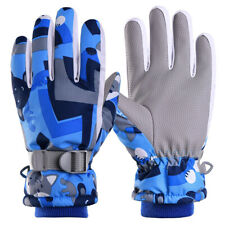 WheelUp Ski gloves for children Thermal winter thickening Keep out the cold
