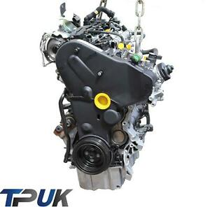 AUDI Q3 2.0 Tdi DIESEL ENGINE EURO 6 WITH FUEL PUMP TURBO AND INJECTORS