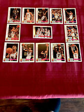 1992  Hoops Tournament Of The Americas,Mint 13 Card Set Potential PSA 9+