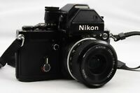 Nikon F2 Photomic S #792 + NIKON Ai Nikkor 35mm f/2.8 Wide Angle MF Prime Lens