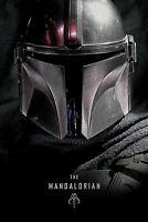 Star Wars - The Mandalorian - Dark - Poster Plakat Größe 61x91,5cm