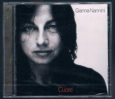 GIANNA NANNINI CUORE CD SIGILLATO!!!
