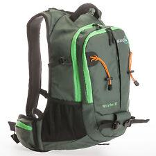 Skandika Whistler 32 Liter Touren-Rucksack Daypack grün/orange UVP 89€ NEU