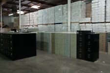OVER 100 VERTICAL FILE CABINETS ! ! ! ! ! ! ! (keys available)