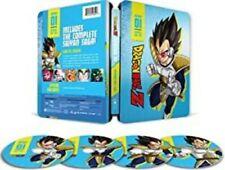 Dragon Ball Z - 4:3 - Season 1 [New Blu-ray] Boxed Set, Steelbook, Subtitled