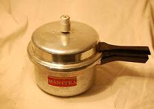 Vintage TTK Pressure Cooker 6 Qt Manttra Lid Pot Regulator