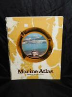 Marine Atlas Vol 2 Port Hardy BC to Skagway Alaska Sailing Boat Map Book Spiral