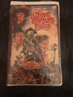 Jim Hensons Muppet Treasure Island (VHS, 1996) Brand New Sealed Clamshell