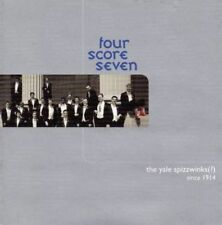 Yale Spizzwinks - Four Score Seven (A CAPELLA / 2001 / 19 tracks)