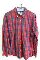 Camicia Tommy Hilfiger Uomo Shirt Chemise Man Taglia Size S