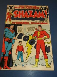 Shazam #1 Bronze age Superman Fine Wow