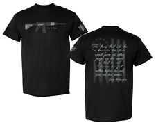 2nd Amendment T-Shirt Best Seller Black