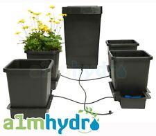 Autopot 4 Pot Grow System Kit Complete With 47 Litre Tank Hydroponics