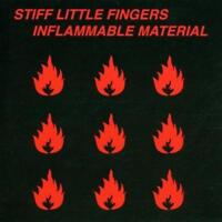 Stiff Little Fingers - Inflammable Material (NEW CD)