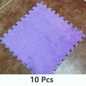 10pcs Children's Mat Baby Puzzles Playmats Infant Carpet Eva Foam Kids Mat