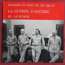 LA GUERRE D'ALGERIE  III  LP ORIG FR SERP   LE PUTSCH