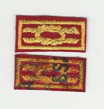 "Commissioner Award of Excellence Knot on Red Weave, ""BSA 2010"" Backing, Mint!"