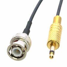 """Штекерный BNC к 3.5 мм Mono 1/8"""" Ts вилка xxx монитор декодер цифровой видео рекордер аудио кабель 4"""" ~ 16 футов (примерно 4.88 м)"""