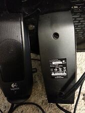 Logitech S-120 Wired Computer Speakers Freeship