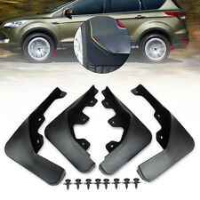 FIT FOR 2013 2014 FORD ESCAPE MUD FLAP FLAPS SPLASH GUARDS MUDGUARDS FULL SET