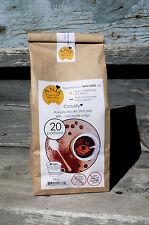 HEALTHY VEGAN mug cake mix - chocolate chunks - 20 servings - 40 sec microwave