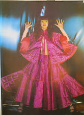 KATE BUSH: MINI POSTER   !!!!(SPANISH MAGAZINE)