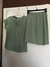 Carole Little Petites 2 piece