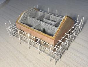 N Gauge Graham Farish Scenecraft Building - House Under Construction (42-024)